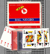 Dal Negro ramino san siro marked cards