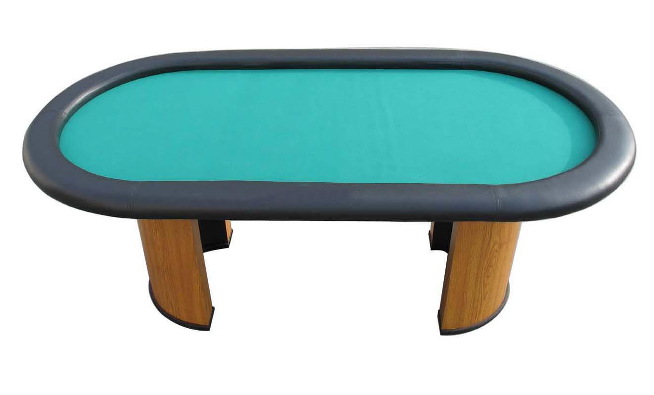 Green Casino Table Felt